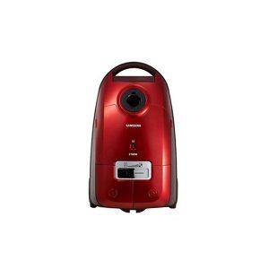 جاروبرقی کیسه ای 2100 وات سامسونگ مدل 910 رنگ قرمز