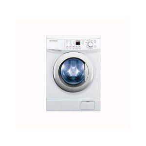 ماشین لباسشویی دوو 8 کیلویی مدل 8110CT سفید درب کروم