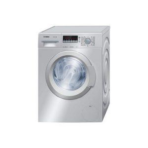 ماشین لباسشویی بوش سری 4 مدل WAK2426SIR رنگ نقره ای استیل