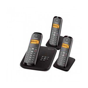 تلفن بی سيم گيگاست مدل AS285Trio
