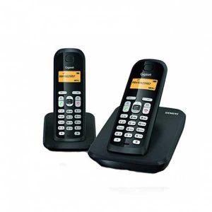 تلفن بی سيم گيگاست مدل AS300 DUO