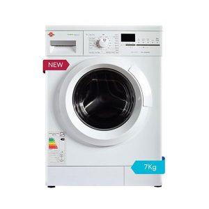 ماشین لباسشویی 7 کیلوگرمی پارس خزر مدل WM-712 سفید