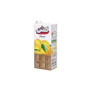 آبمیوه لیموناد تتراپک 1 لیتری گلشن