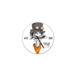 ساعت دیواری پرسناژ مدل C18
