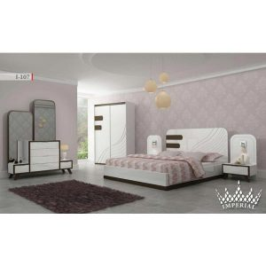 سرویس خواب دو نفره امپریال مدل I_107