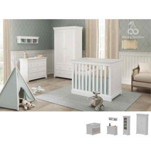 سرویس خواب نوزاد چری مدل C_122