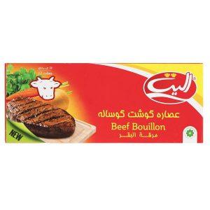 پودر عصاره گوشت گوساله 120 گرمی الیت