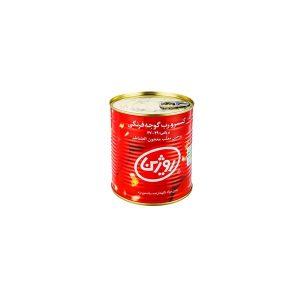 رب گوجه روژین تاک 800 گرمی