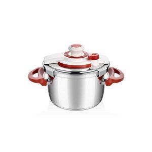 زودپز 6 لیتری استیل تمام اتوماتیک کلیپسو کنترل مدل cookfest