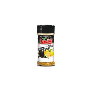 چاشنی لیمو فلفلی 100 گرمی گلها