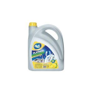 مایع ظرفشوی پلاتینیوم لیمویی 3750 گرمی اوه