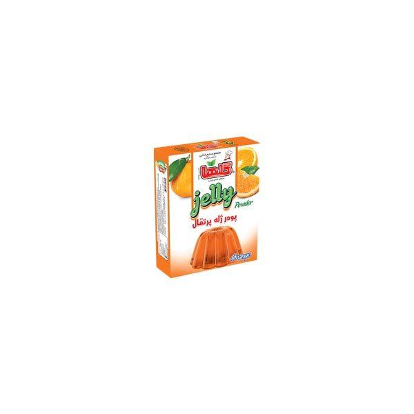 پودر ژله پرتقال 90 گرمی گلها
