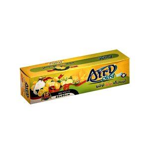 کیسه زباله بندار خوشبو متوسط لیمویی ایری پلاست