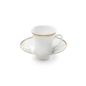 سرویس چای خوری 12 پارچه چینی زرین مدل رویال