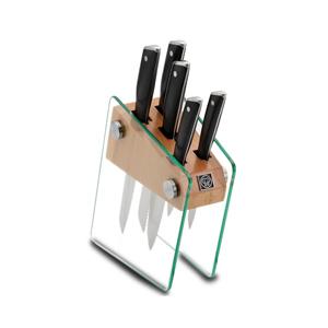 سرویس چاقوی آشپزخانه 6 پارچه کرکماز مدل وترا