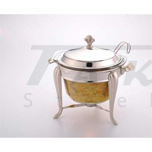 سوپ خوری بزرگ تک استيل سری 100 تاجی