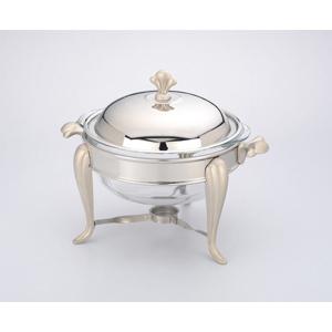 سوپ خوری متوسط تک استيل سری 100 تاجی