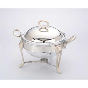 سوپ خوری متوسط تک استیل سری حلقه ای