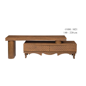 میز تلویزیون کیان کد 1021
