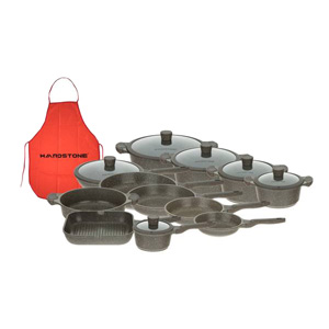 سرویس پخت و پز 18 پارچه هاردستون مدل CAD3118M