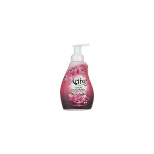 مایع دستشویی اکتیو 500 گرمی سری دیاموند مدل Pink