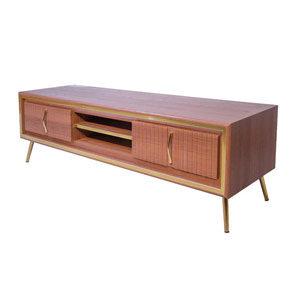 میز تلویزیون ناژینو قهوه ای کد 213180