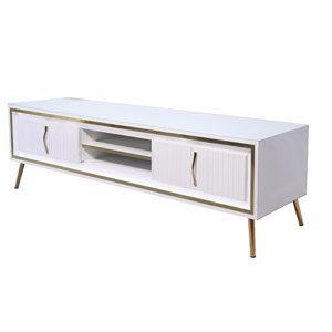 میز تلویزیون ناژینو سفید کد 213180