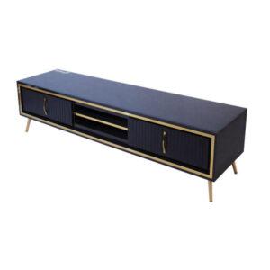 میز تلویزیون ناژینو مشکی کد 213160